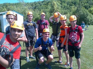 FTX Cave Springs Ropes 3 06JUN15